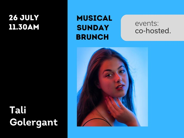 Musical Sunday Brunch with Tali Golergant